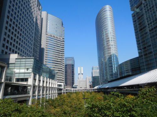品川駅をはじめ、ビジネスと交通の要所