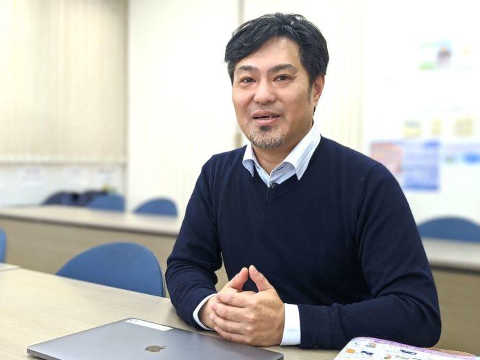 せんたく便の吉原社長。宅配クリーニングを日本で誰よりも早く始めたことで有名