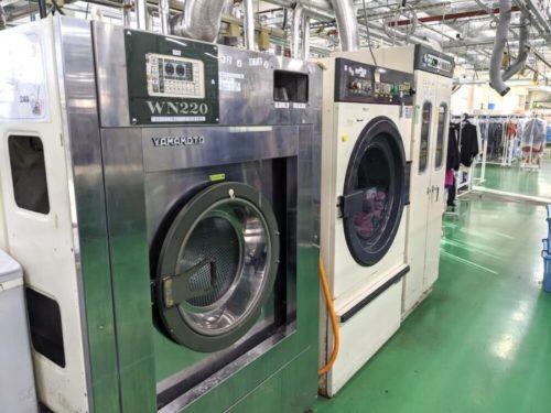 水洗い用の洗濯機